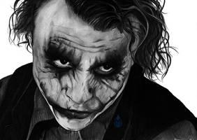 Joker by Maurael