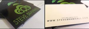 Business Cards by brammy7