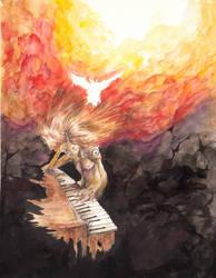 piano by geygeisha