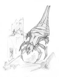 Reaper OC: Shiva by me9999