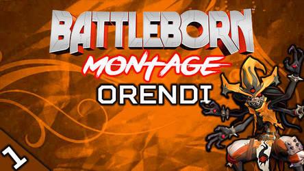 Battleborn Orendi Thumbnail by VSyStic