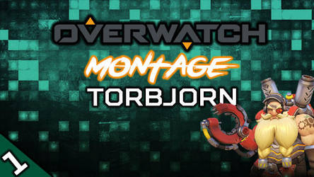 Overwatch Torbjorn Thumbnail by VSyStic