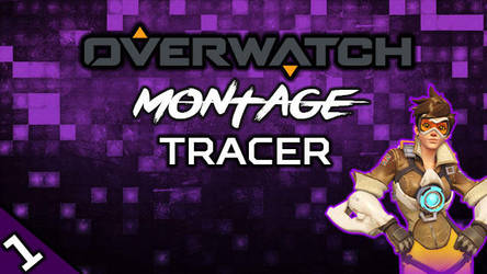 Overwatch Tracer Thumbnail by VSyStic