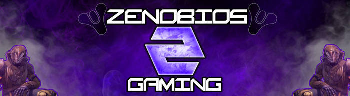 Zenobios Gaming Youtube Banner by VSyStic