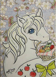 ATC Columbian White Applejack by Haawan