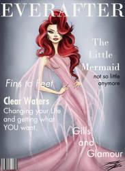 EverAfter Magazine   The Little Mermaid by dantetyler