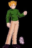 Dean Erebus by phantomofmike