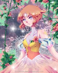 Pearl by BlubberBunny