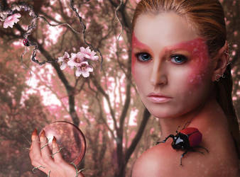 Elfa de primavera by moiFontaine