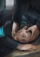 sleep well by Everybery