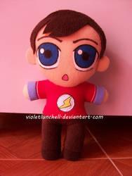 TBBT Sheldon plushie ver2 by VioletLunchell