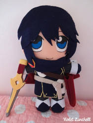 Fire Emblem Lucina Plushie by VioletLunchell