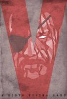 MGSV poster by grutesk