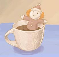 Clowns in my coffee by BoBxisxcool