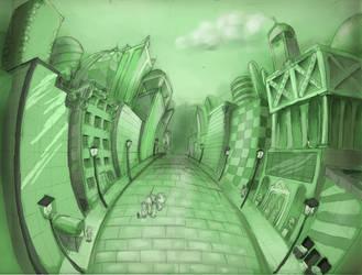 emeralds by BoBxisxcool