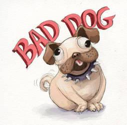 bad dog by BoBxisxcool