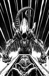 Aliens cover 2 by Spacefriend-KRUNK