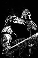 Judge Dredd Cover 5 by Spacefriend-KRUNK
