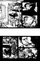 Wild Blue Yonder issue 2 page 3 by Spacefriend-KRUNK