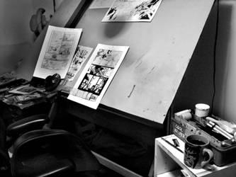 Office of Doom by Spacefriend-KRUNK