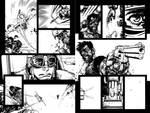 Wild Blue Yonder Issue 5 Pages 20 and 21 by Spacefriend-KRUNK