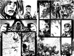 Wild Blue Yonder Pages 7 and 12 by Spacefriend-KRUNK