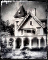 The Southern Gothics by LadyMae1975