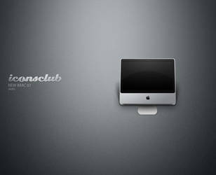 New iMac 07 by IconsClub