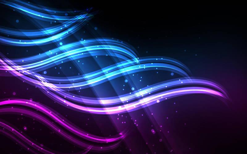 Glow wallpaper 001 by yvaine2010