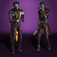 Injustice Gods Among Us The Joker by ArmachamCorp