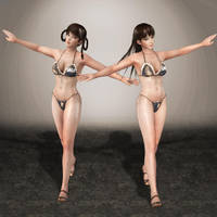 Dead or Alive 5 Leifang Bikini by ArmachamCorp