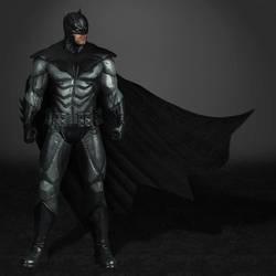 Batman Arkham Origins Batman Noel Skin by ArmachamCorp
