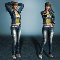 Dead Or Alive 5 Ultimate Hitomi 7 by ArmachamCorp