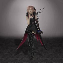 Lightning Returns FFXIII Lumina by ArmachamCorp