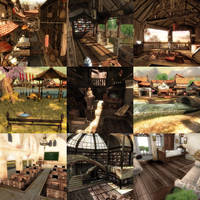 Pippa Funnell Environment Pack 1 by ArmachamCorp