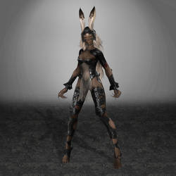 Final Fantasy XII Fran by ArmachamCorp