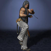 Dead Or Alive 5 Rig 1 4 by ArmachamCorp