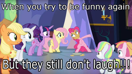 Trying to still be funny by thatguy621