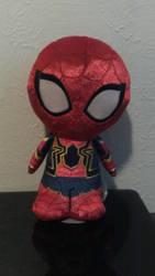 Iron Spider Plushy by thatguy621