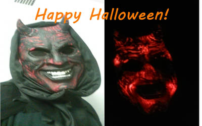 Happy Halloween Everyone! by thatguy621