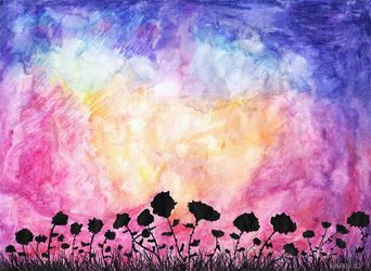 Roses de Versailles by Kownie