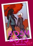 BDSM Boys page 25 is up by Animefanka