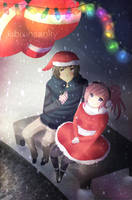 Christmas Lights by paytena