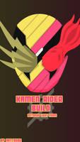 Kamen Rider Build OctopusLight Form by Zeronatt1233