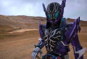 Kamen Rider Rogue:Crack Up Finish by Zeronatt1233