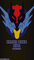Kamen Rider Evol Dragon Form by Zeronatt1233