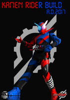 A.D.2017 Kamen Rider Build by Zeronatt1233
