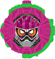 Ex-Aid RideWatch by Zeronatt1233