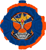 Gaim RiderWatch by Zeronatt1233