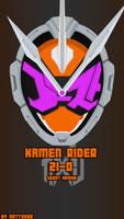 Kamen Rider ZI-O GhostArmor by Zeronatt1233